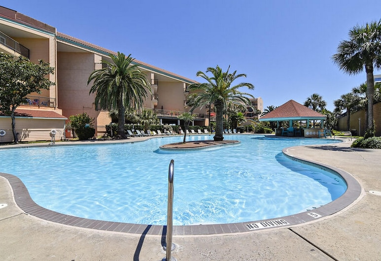Maravilla 143, 加耳維斯敦, 公寓客房, 2 間臥室, 泳池