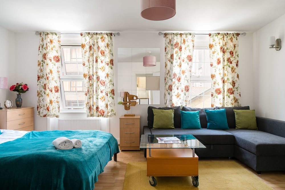 apartman (0 Bedroom) - Nappali rész