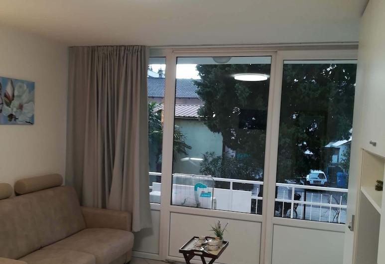 Appartamento Oxygen, ريفا ديل جاردا, إستديو - بحمام داخل الغرفة - منظر للحديقة, الغرفة