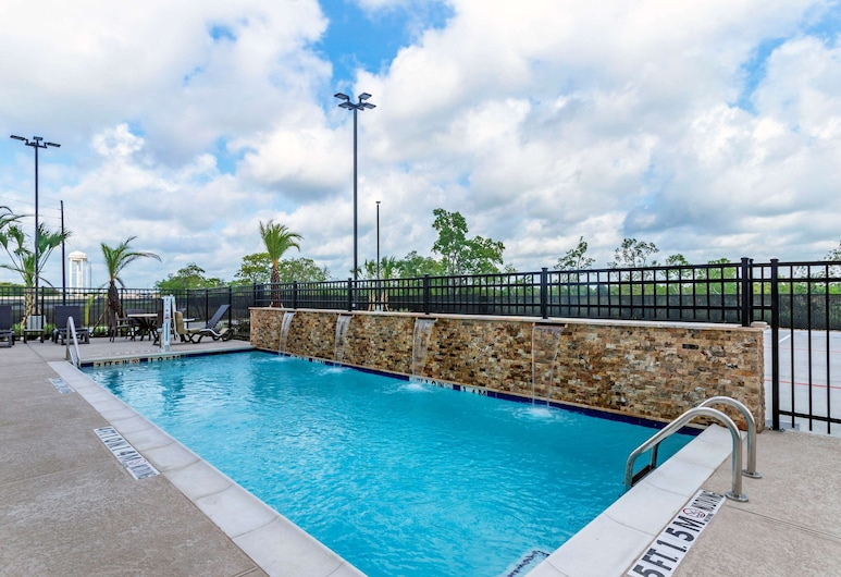 Comfort Inn & Suites, Waller, Piscina