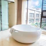 套房, 1 張特大雙人床 (Living Areas) - 浴室