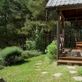 Clean, Safe, and Secluded Cottage in a Pine Forest