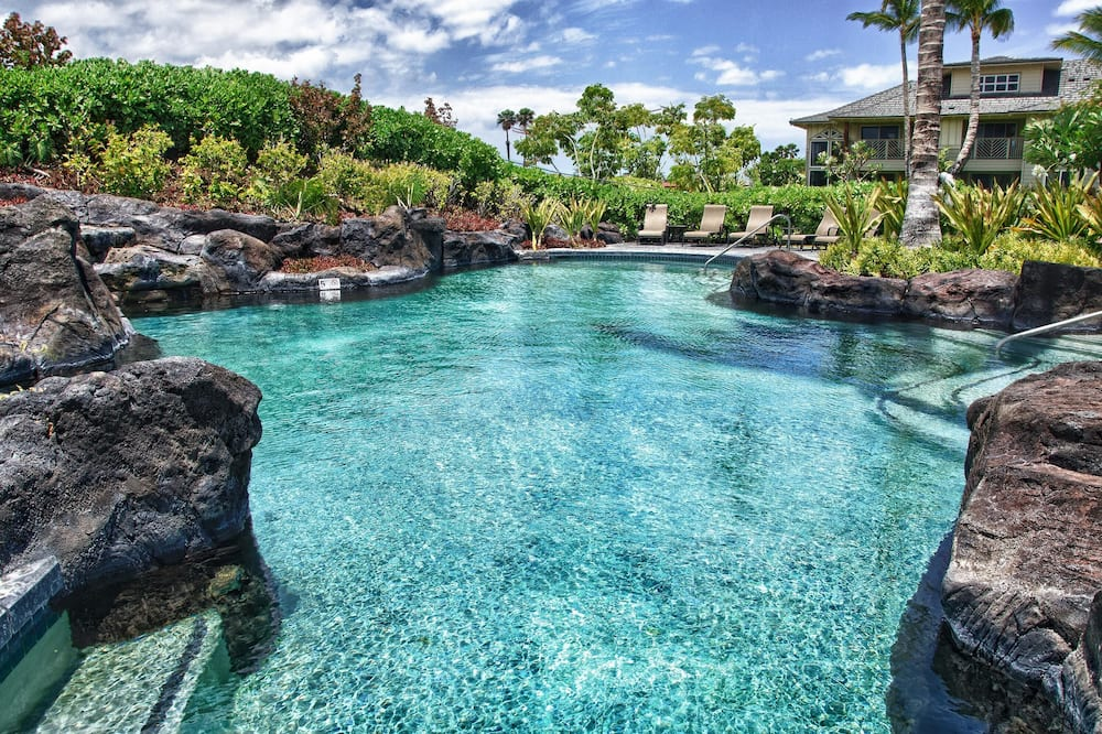 Villa, több ágy (Waikoloa Beach Villas I1) - Medence