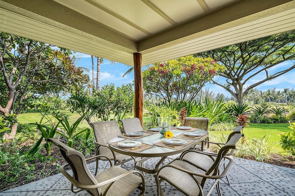 Villa, több ágy (Waikoloa Beach Villas I1) - Erkély