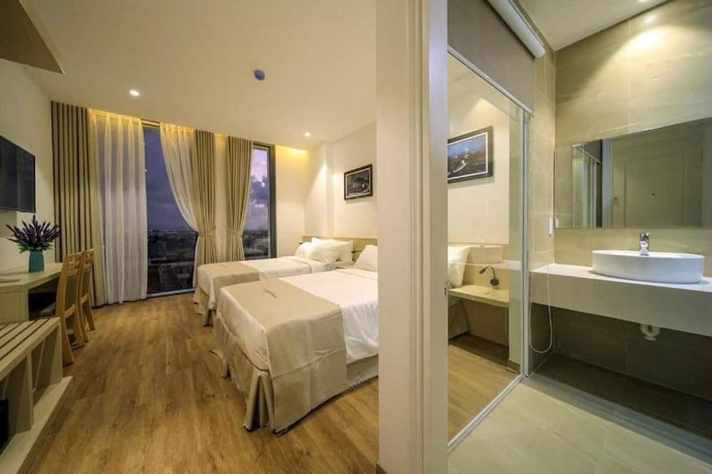 Luxury - kolmen hengen huone - Vierashuone