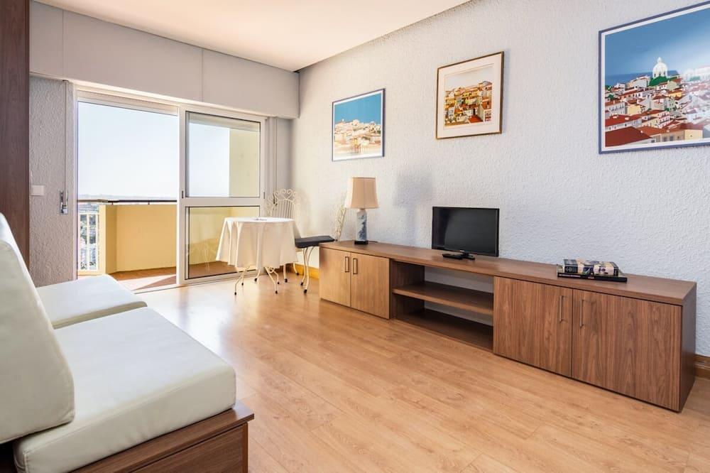 Студія (0 Bedroom) - Вітальня