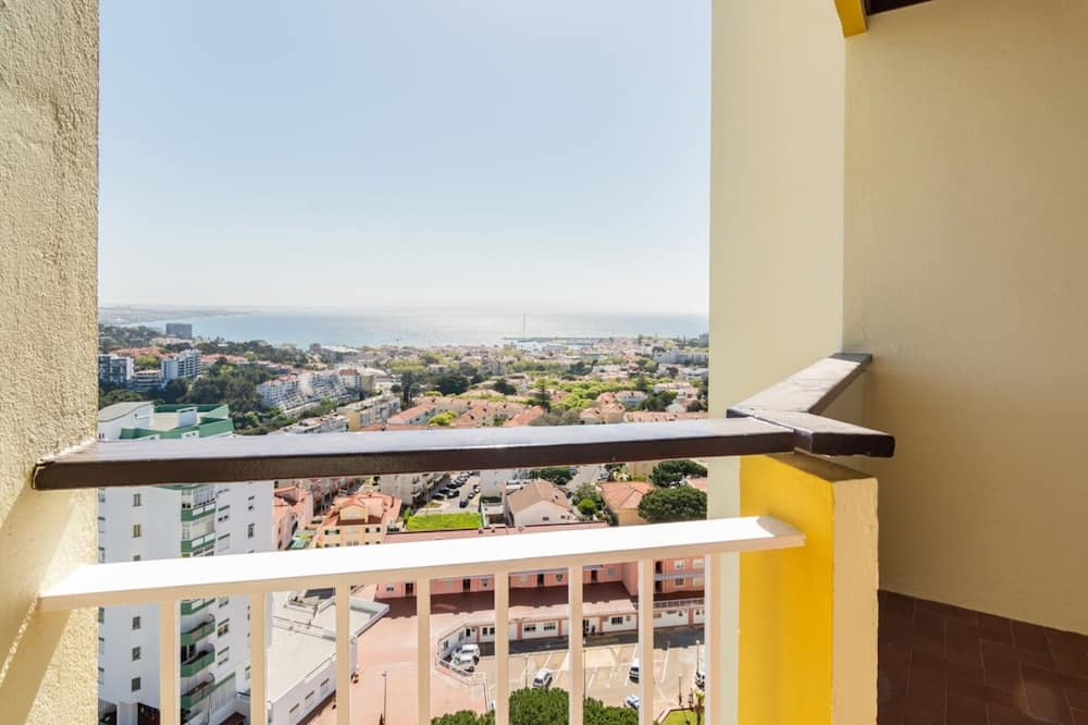 Студія (0 Bedroom) - Балкон
