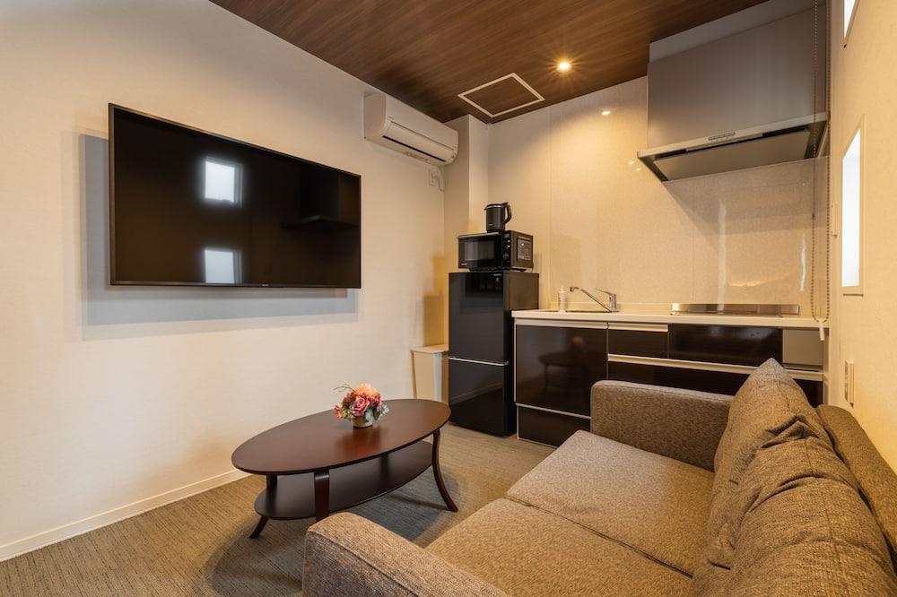 Habitación estándar, no fumadores (A) - Zona de estar