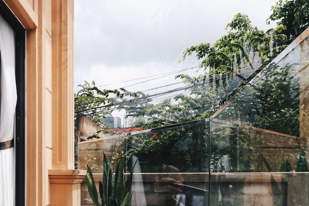 Apartment, 1 Schlafzimmer, Balkon (Suite) - Balkon