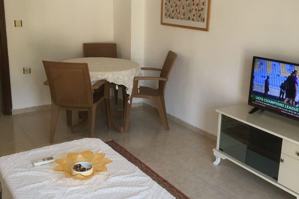 Διαμέρισμα, Περισσότερα από 1 Κρεβάτια - Καθιστικό