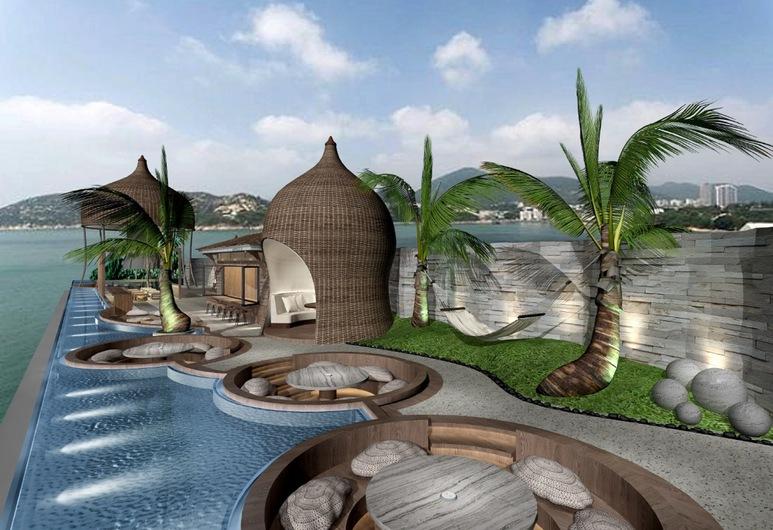 Batam Marriott Hotel Harbour Bay, 巴淡, 泳池
