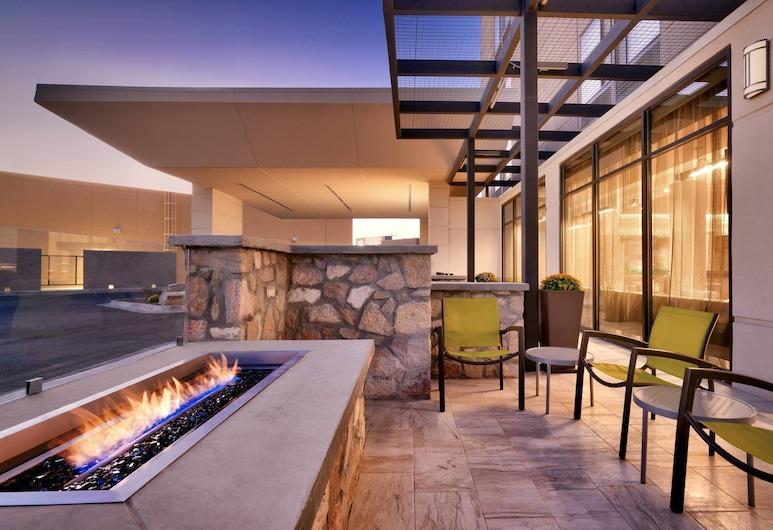 SpringHill Suites by Marriott El Paso Airport, إلباسو, في المنطقة الخارجية