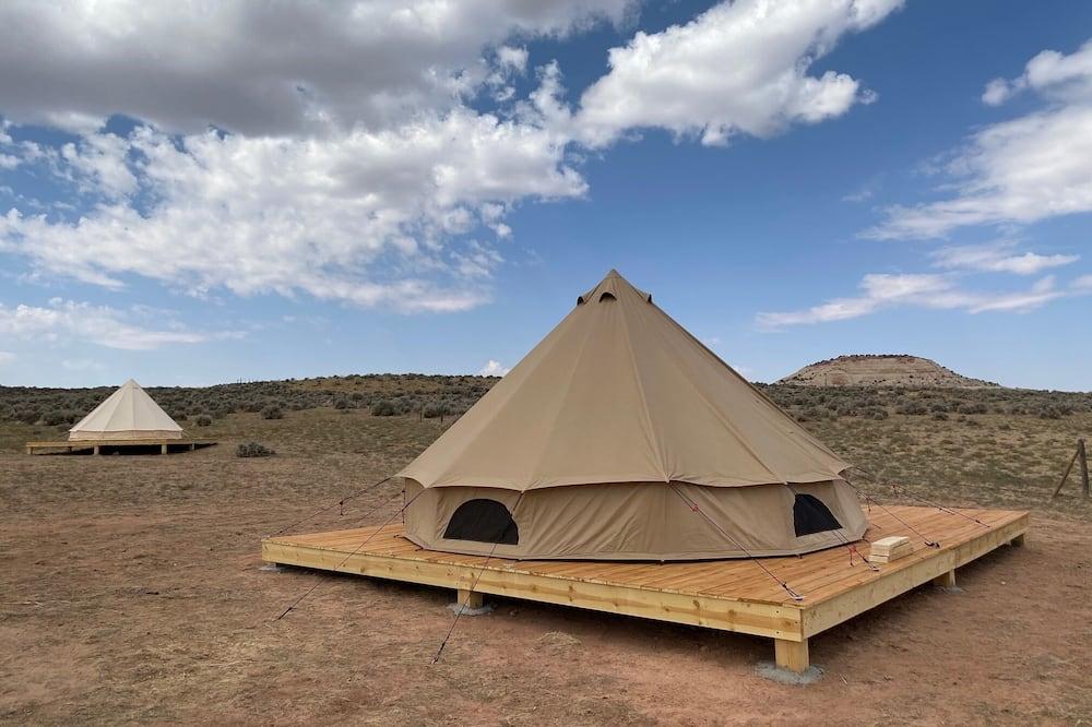 Telts - Vannasistaba