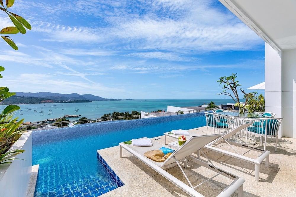 Q3 Two-Bedroom Apartment D-Ocean View - วิวทะเล/มหาสมุทร