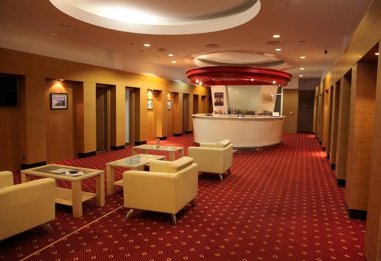 Airport Hotel, Nur-Sultan, Vastaanotto