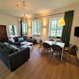 Apartmán (Upkammer) - Obývací prostor