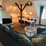 Apartmán (Falkenhorst) - Obývací prostor