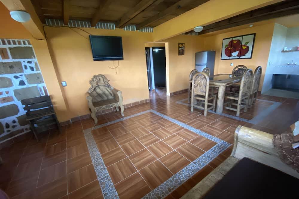 Family Cabin (Los abuelos) - Living Area