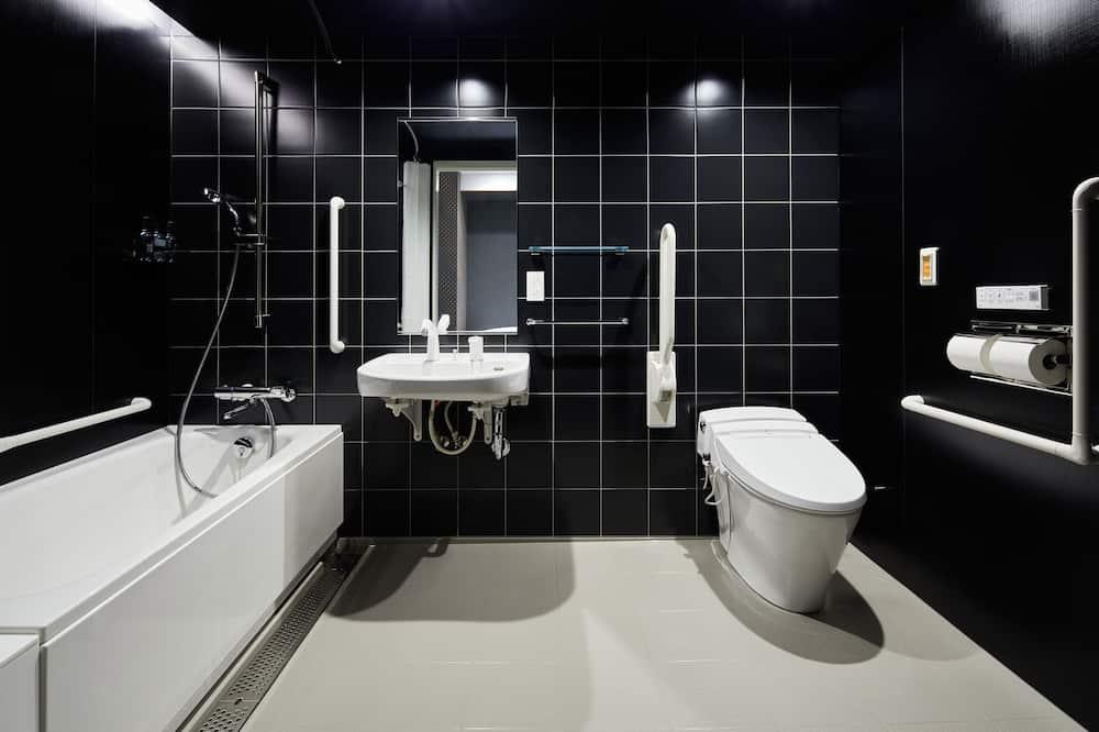 Pokój, dla niepalących (Accessible Queen Room) - Łazienka