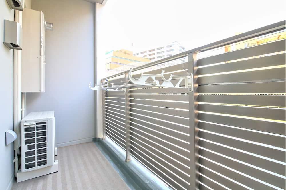Habitación con 2 camas individuales, para no fumadores, balcón - Balcón
