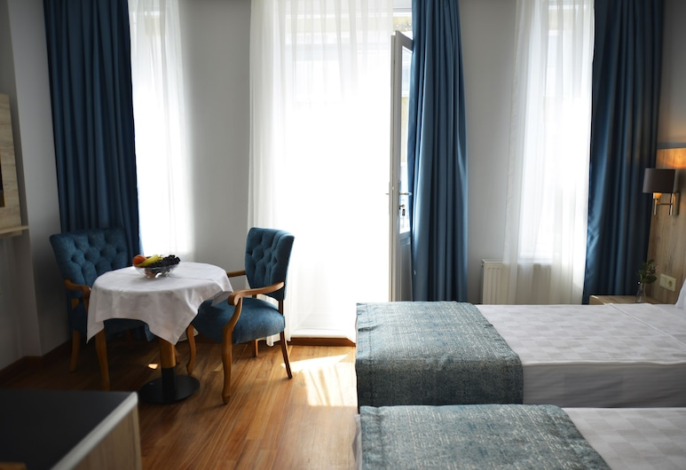 Andi Hotel, Istanbul, Basic Single Room, Guest Room