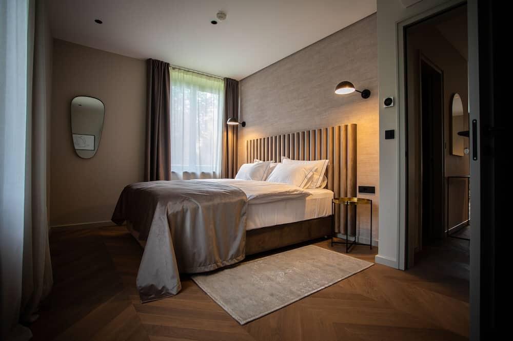 Ekskluzivni apartman, 2 spavaće sobe (6) - Soba
