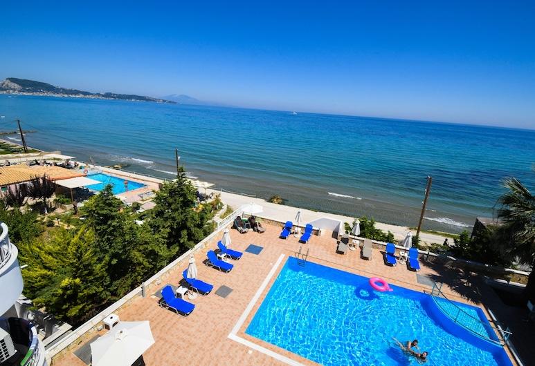 Nefeli Beach Hotel, Zakynthos, Välisilme