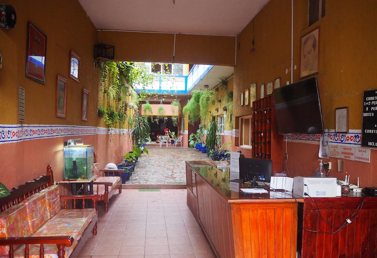Hotel Don Candido, Tuxtla Gutierrez, Ρεσεψιόν
