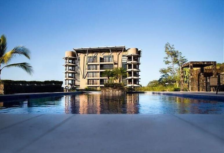 La Perla #161, Tamarindo, Leilighet, flere senger (La Perla #161), Svømmebasseng