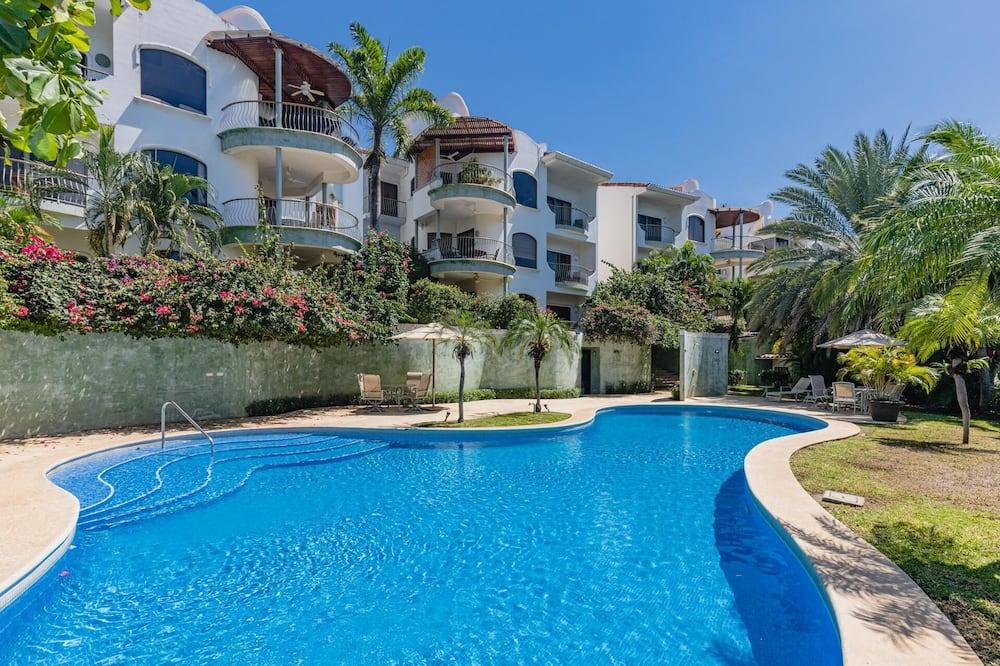公寓客房, 多張床 (Monte Perla #10) - 泳池