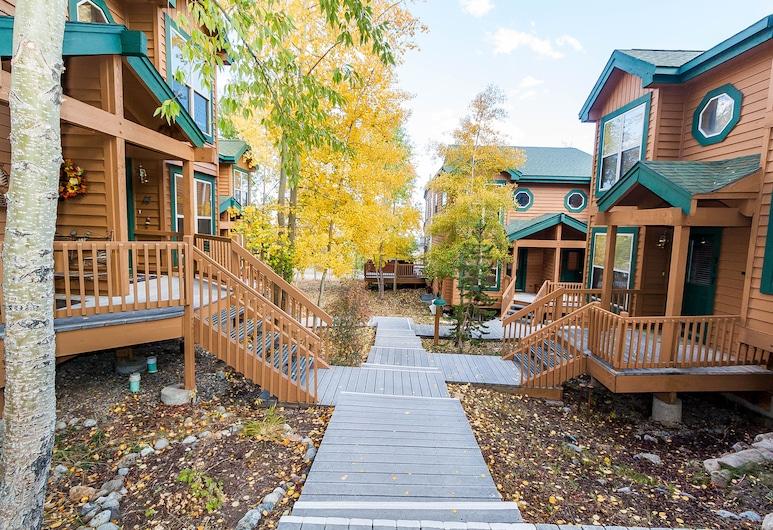 Saddle Ridge Townhomes #309 by Summit County Mountain Retrea, Silverthorne, Byhus, 3 soverom, Overnattingsstedets eiendom