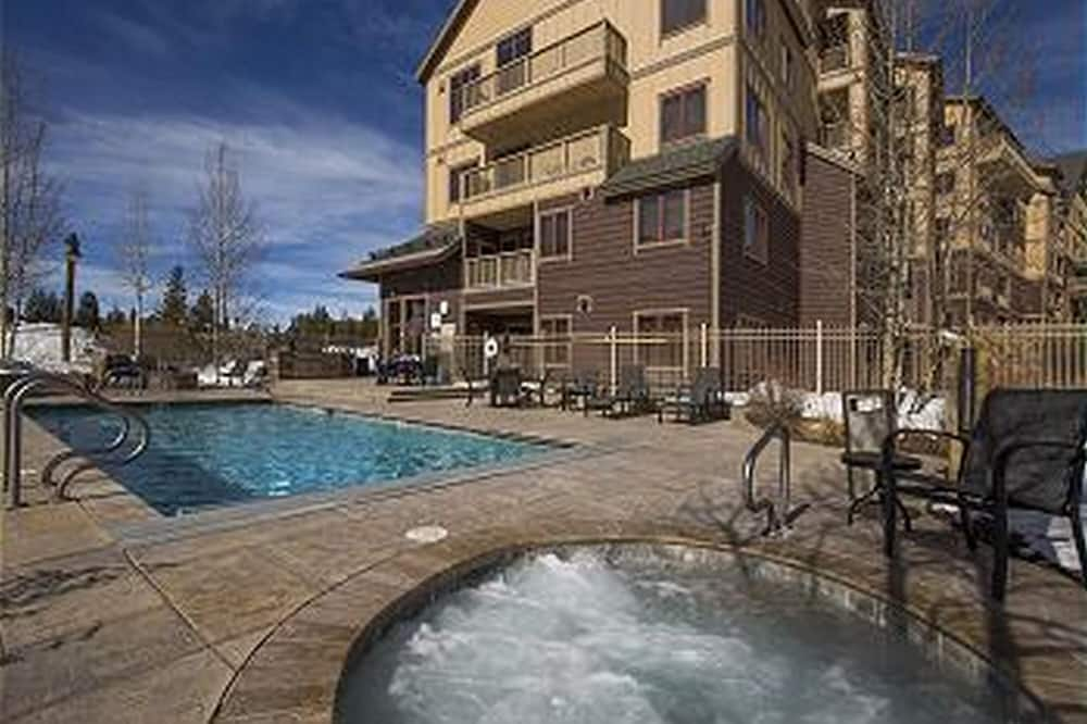 聯排別墅, 2 間臥室 - 游泳池