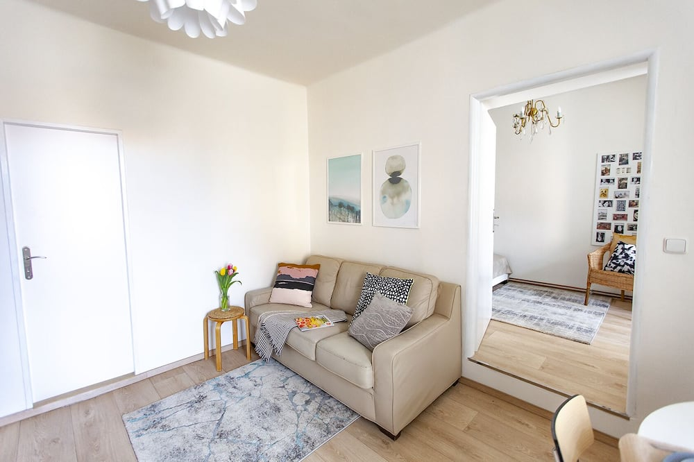 Appartamento Exclusive - Area soggiorno