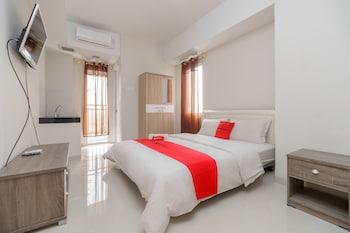 Fotografia do RedDoorz Apartemen @ Green Lake View Cimanggis em Depok