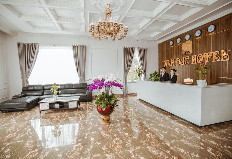 RedDoorz Premium Anh Duc Da Lat Hotel, Da Lat, Interijer hotela