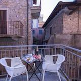 Căn hộ dành cho gia đình, 1 giường đôi và sofa giường (Fontana Del Lago Apt. 2) - Ban công