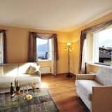 Standard Penthouse, Multiple Beds (Argegno Bellavista) - Living Area