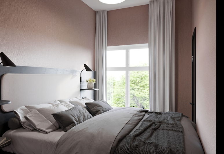 Yays Koninginnegracht Concierged Boutique Apartments, The Hague, Apartment, 1 Bedroom, Room