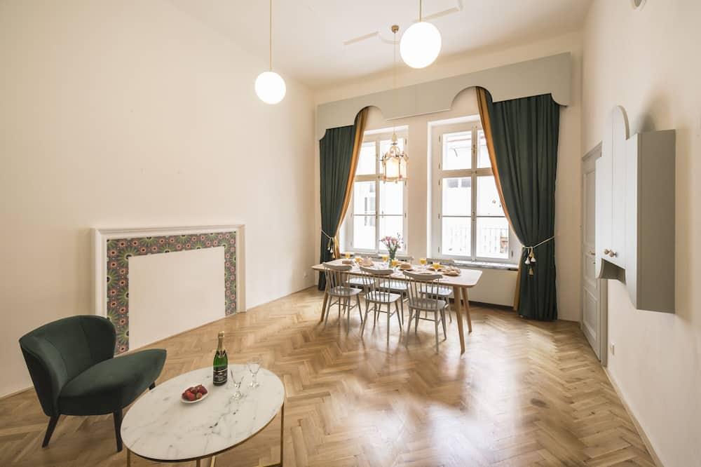Appartement Design - Coin séjour