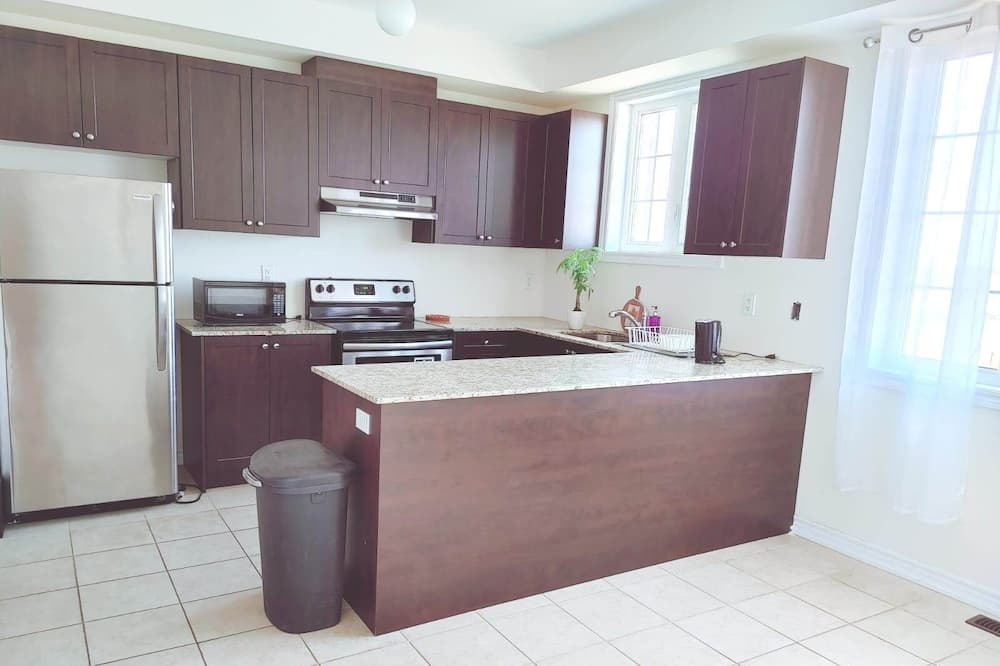 Bếp riêng
