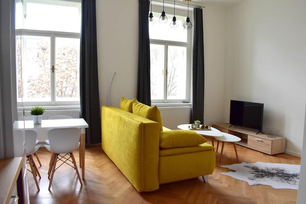 Apartament typu Design - Salon