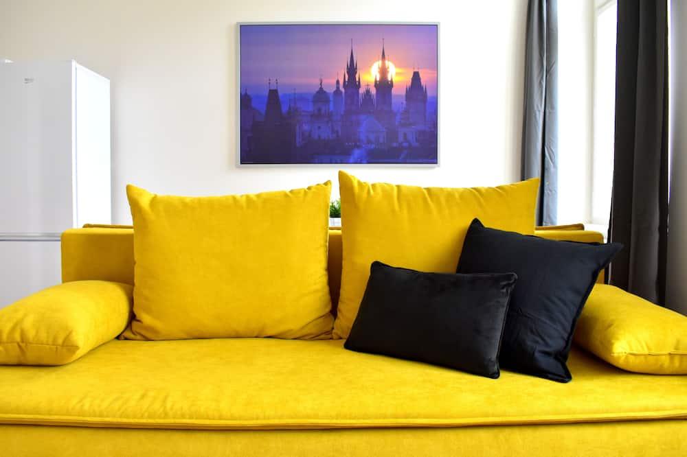 Apartament typu Design - Powierzchnia mieszkalna