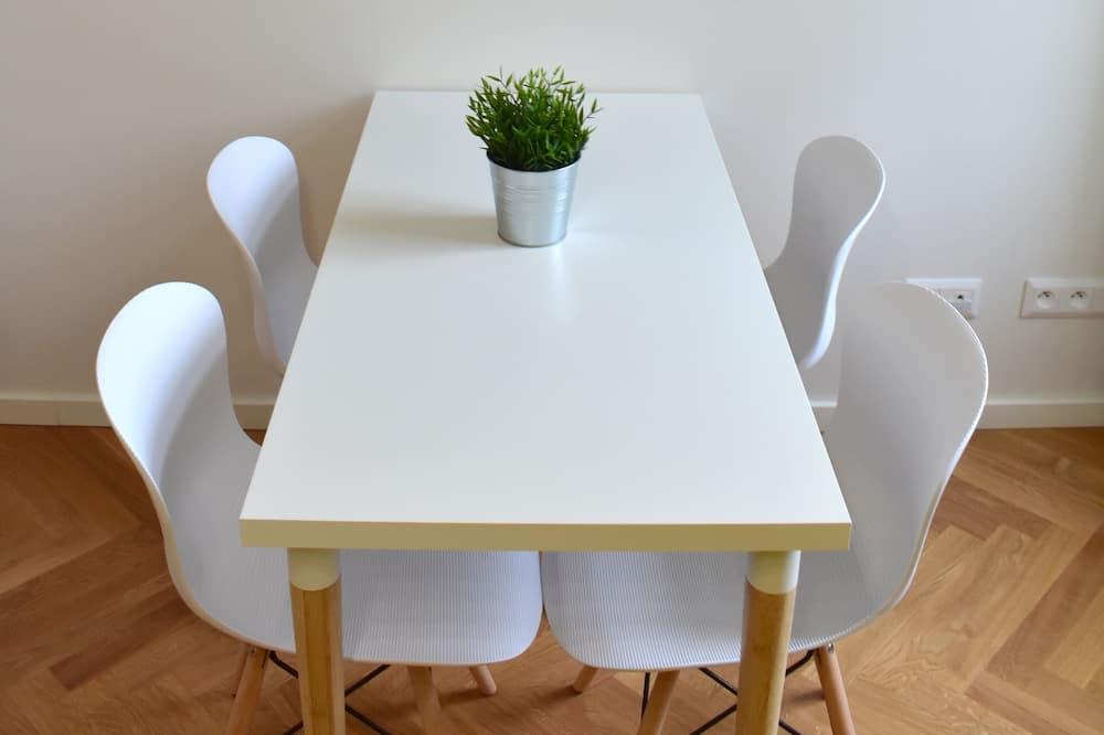 ดีไซน์อพาร์ทเมนท์ - บริการอาหารในห้องพัก
