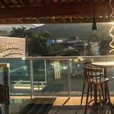Dobbeltrom – luxury - Terrasse/veranda