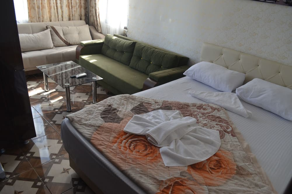 Basic Studio Suite - Living Room
