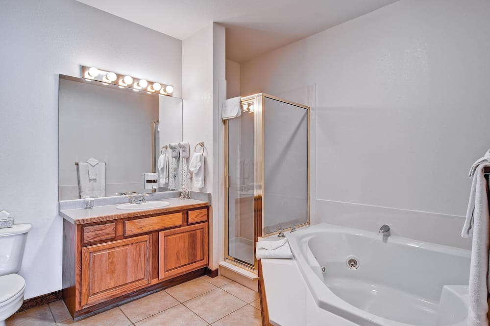 Appartamento, Letti multipli (Black Canyon Inn Unit B3) - Bagno