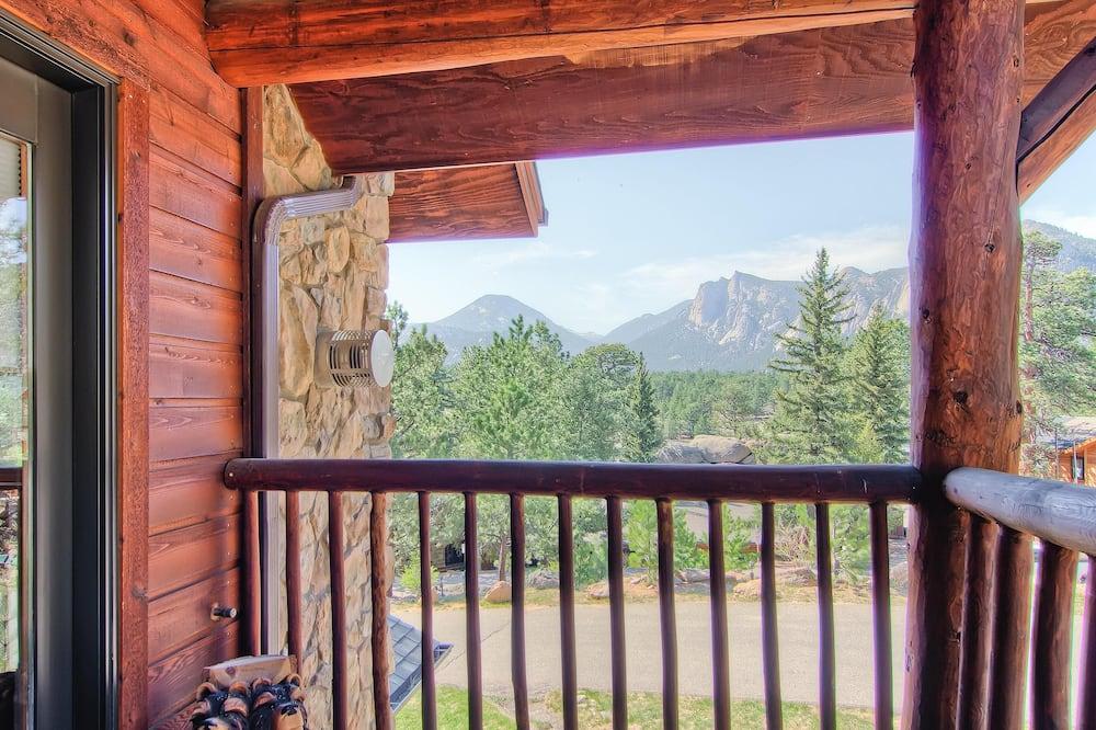Appartamento, 1 letto king (Black Canyon Inn Unit D6) - Balcone