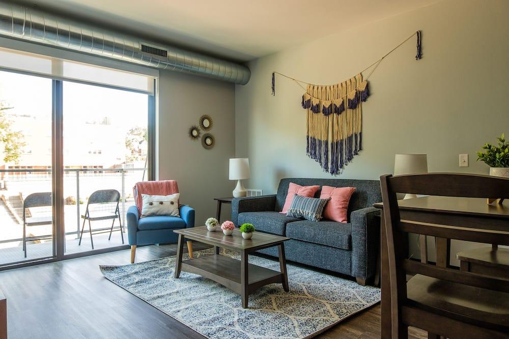 Comfort Apartment (2 Bedrooms) - Living Area
