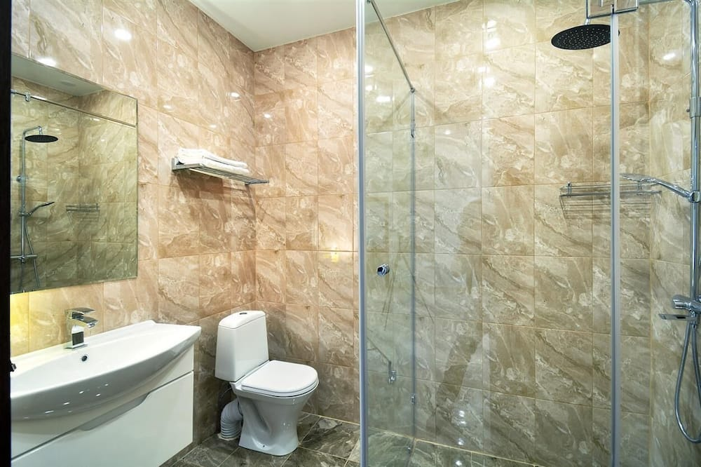 Luksushuoneisto - Kylpyhuone