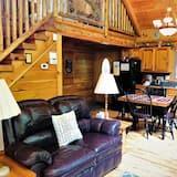 Cabaña, 1 habitación - Sala de estar
